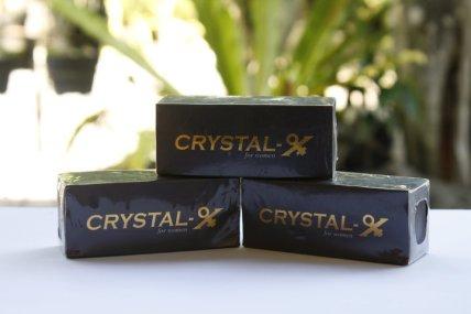 Jual Crystal X di Jakarta Bogor Depok Tangerang Bekasi